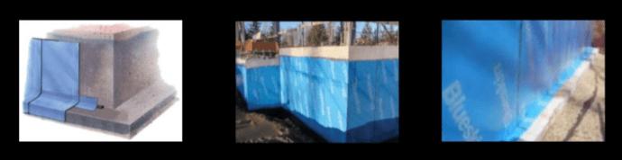 Blueskin Waterproofing