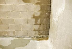 Wet Basement Walls