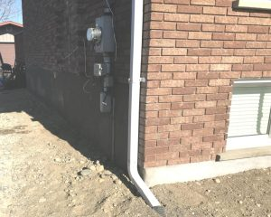 Core Fill Foundation Repair