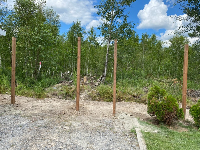 Fence Post Installation