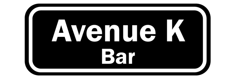 Avenue K Bar logo