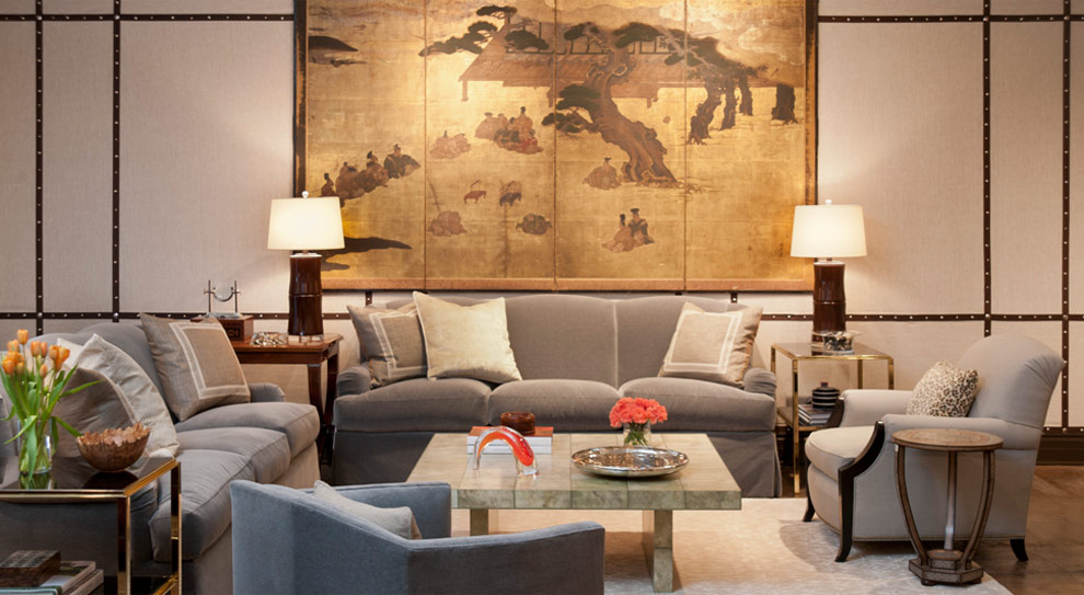 A Designers Mecca High Point International Home