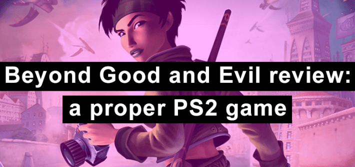 beyond good and evil review - header