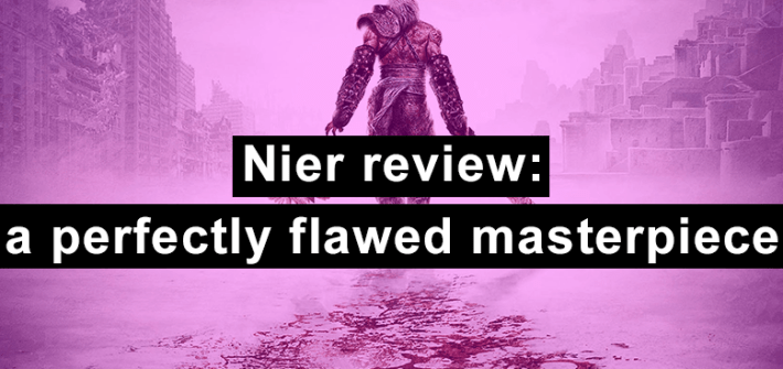 nier review - header
