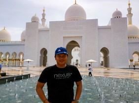Sheikh Zayed Grand Mosque Abu Dhabi 9