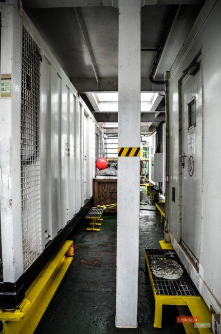 Coridor Main Deck