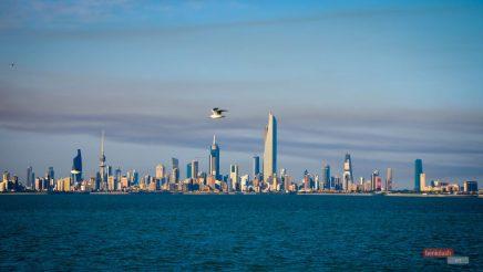Kuwait City View 3
