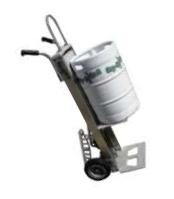 A Revolutionary Ergonomic Beverage Cart