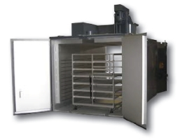 Truck-In Ovens