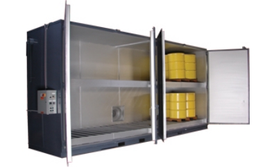 Electric Drum Heaters | Tote Heaters Model E32