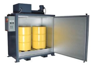 Model E2 - Electric Drum Heater