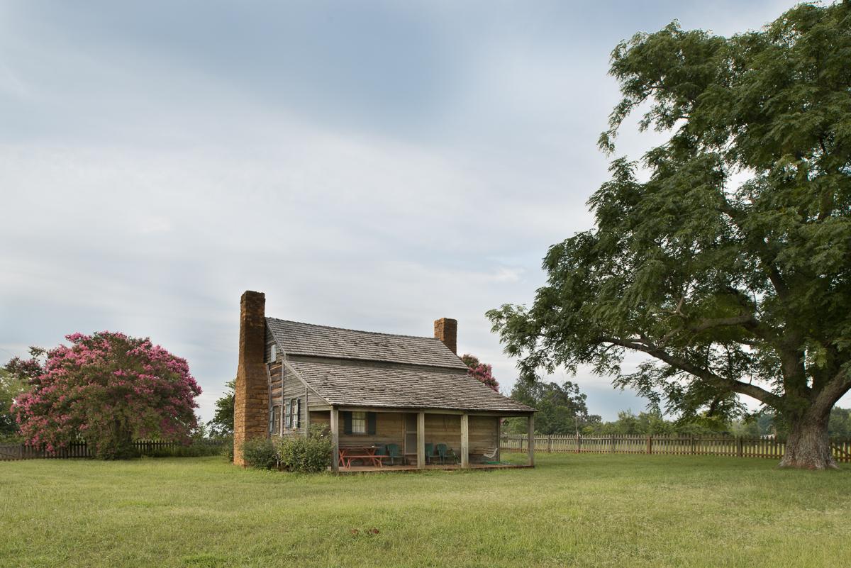 Milton Garrett Cabin