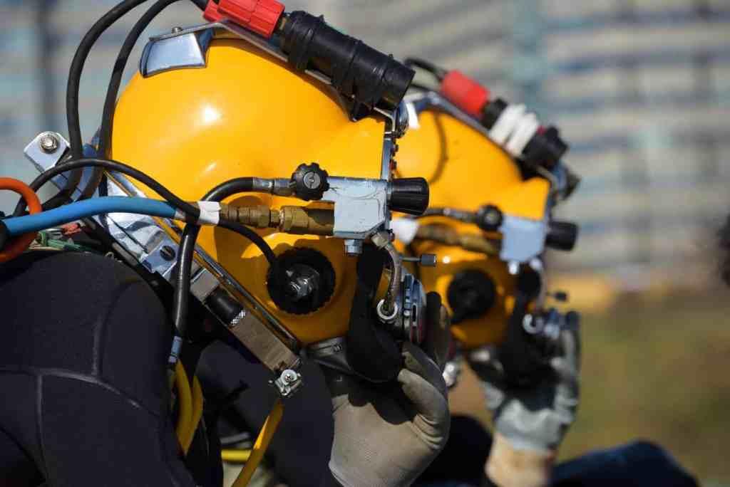 Duikbedrijf BenL onderwater lassen