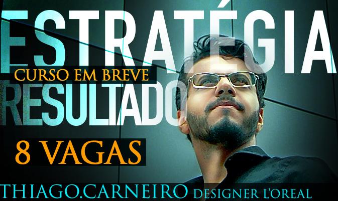 Curso de design estratégico para negócios e venda digital | THIAGO CARNEIRO