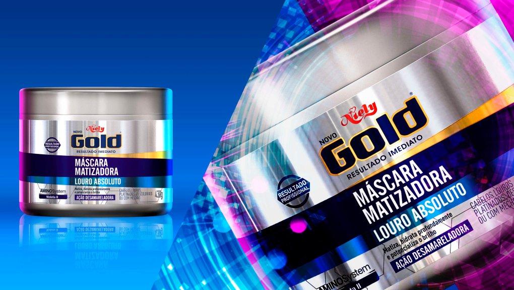RE DESIGN DE NIELY GOLD - K Visual Niely Gold Matizador desamarelador