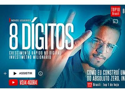 Empresas que fazem mais de 8 digitos com lançamentos 6em7 - Rio de Janeiro Agência de marketing digital produção de conteúdo vídeo