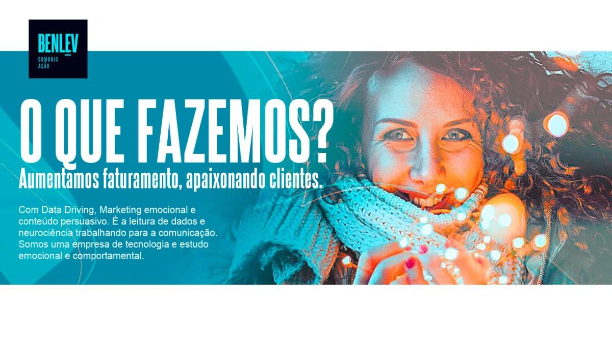Agência de Marketing digital e leitura de data driven growth hacking que estuda emoções e neurociência para gerar maior conexão emocional com seu público no rio de janeiro carioca
