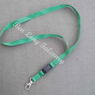 green whistle lanyard