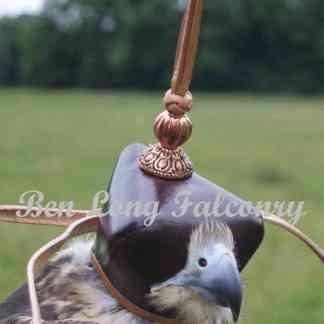 falconry hood nina