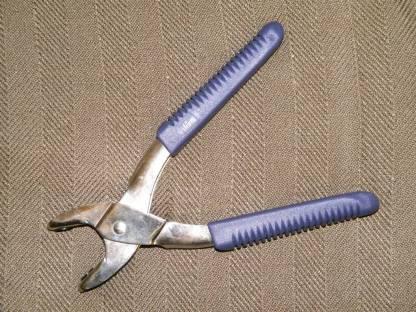 Eyelet Plier Multi Tool - Handles Only