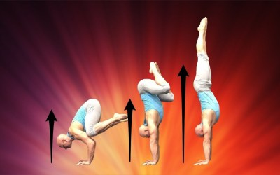 How to Press from Crow to Handstand