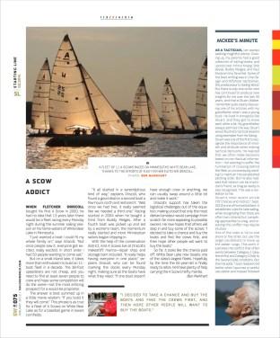 Sailing World Magazine