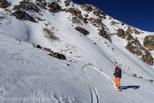 south east face uneva ski tour-15