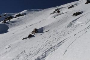 south east face uneva ski tour-7