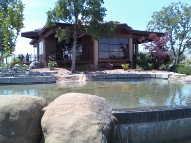 One of my favorite places in the Universe - the Prayer house at Bethel Church in Redding, CA, USA