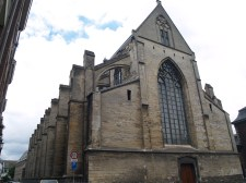 One of the many Church's in Maastricht, The Netherlands