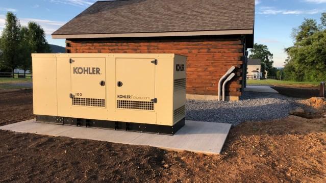 Grove Park Generator