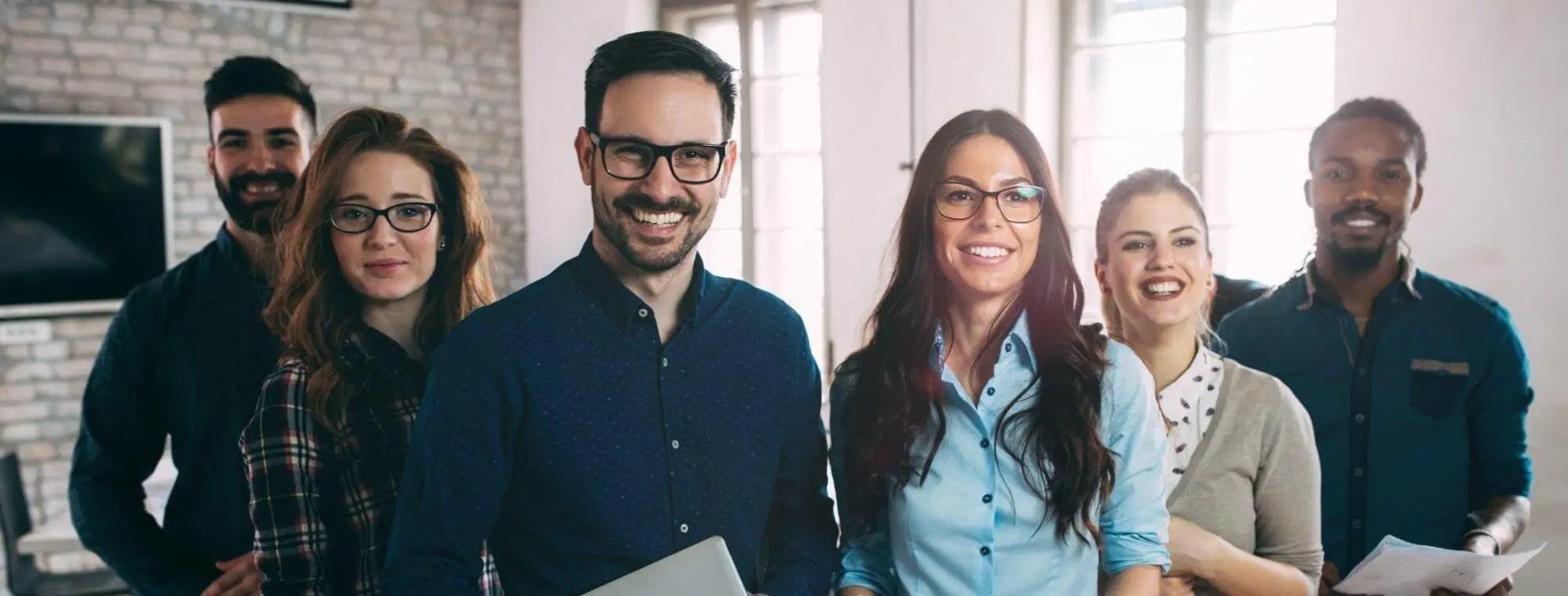 Mitarbeiter der Online Marketing Agentur Bennet Arp