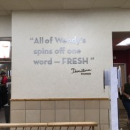 What's Wendy's mission? Founder Dave Thomas offers a one-word answer