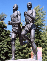 Everyone thought a 4-minute mile was impossible. Then two men ran it within weeks of each other.