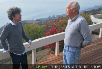 Steven Pressfield talks with James Altucher about practice