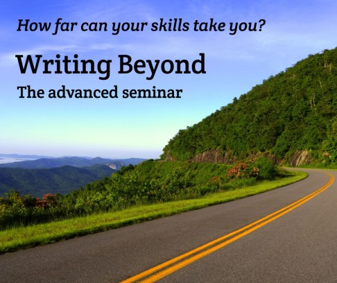 Writing Beyond — how far can your skills take you?