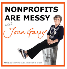 Joan Garry does not make stupid communications decisions