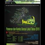 Pameran & Kontes Bonsai Lokal 2019 Di Kota Semarang