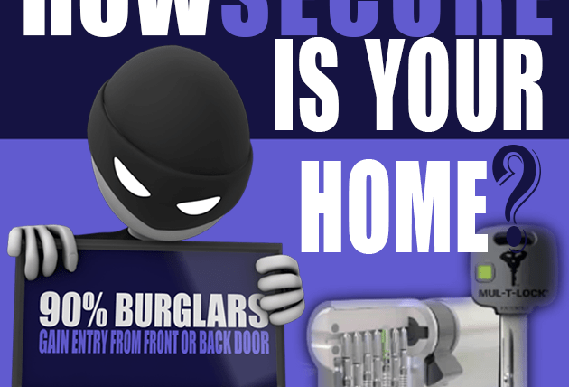 How to prevent a burglary? Police advice