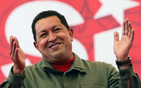 "Hugo Chávez: Israel Is a ""Terrorist and Murderer"""