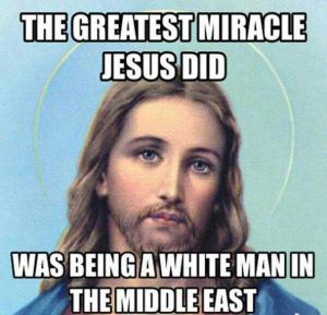 jesus white man middle east