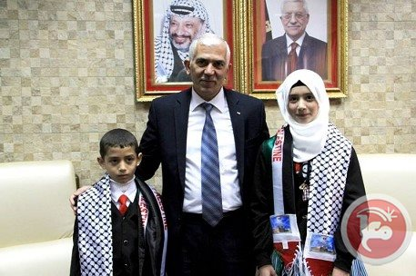 Palestinian Children Win International Math Competition Two Years in a Row