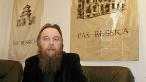 Leading Russian fascist philosopher Aleksandr Dugin