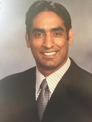 Mukhtar Ahmed, a 41-year-old American father killed on 25 February 2015
