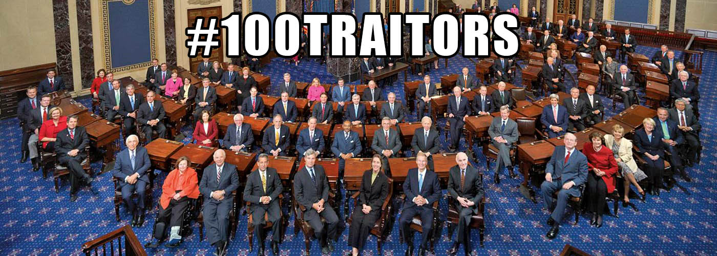100 Traitors, Not Just 47