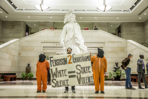 25 Witness Against Torture, CODEPINK Activists Arrested in Anti-Torture, Anti-Racism Protests