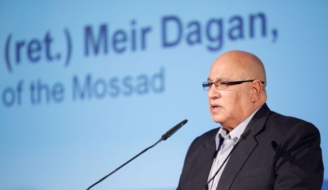 Former Mossad Director Says Netanyahu's Congress Speech on Iran Was 'Bullsh*t'