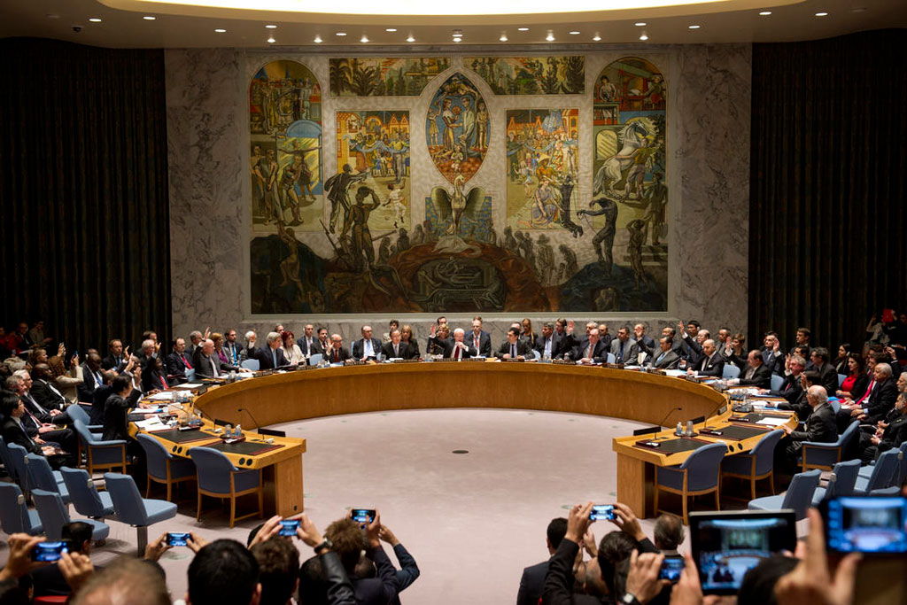 UN Security Council Resolution on Palestine Defeated by 1 Vote, Fortunately