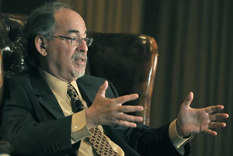 "David Horowitz, ""Godfather"" of Islamophobia and Defender of Slavery"