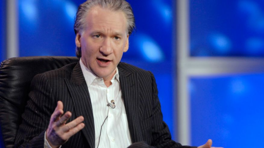 Bill Maher, Anti-Religious Fundamentalism, and Zionism